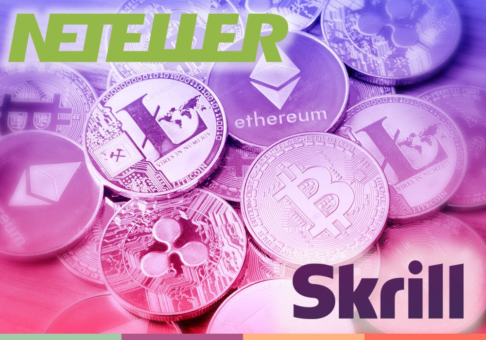 Skrill and NETELLER are expanding the exchanging list of cryptocurrencies