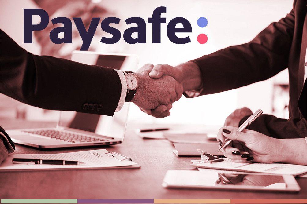 Paysafe announced partnership with Maxpay