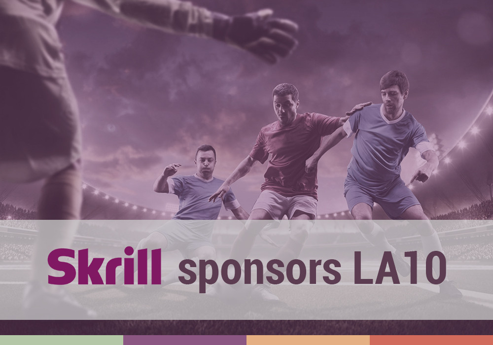 Skrill sponsors LA10