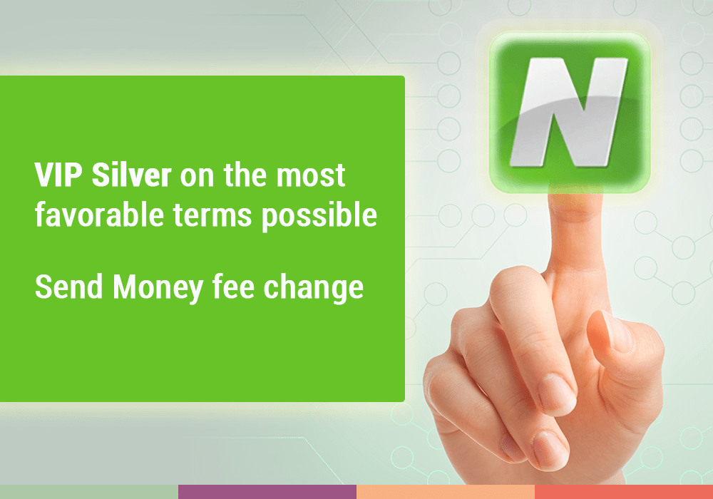 NETELLER improved requirements for obtaining VIP Silver and provided new p2p-transfer fees