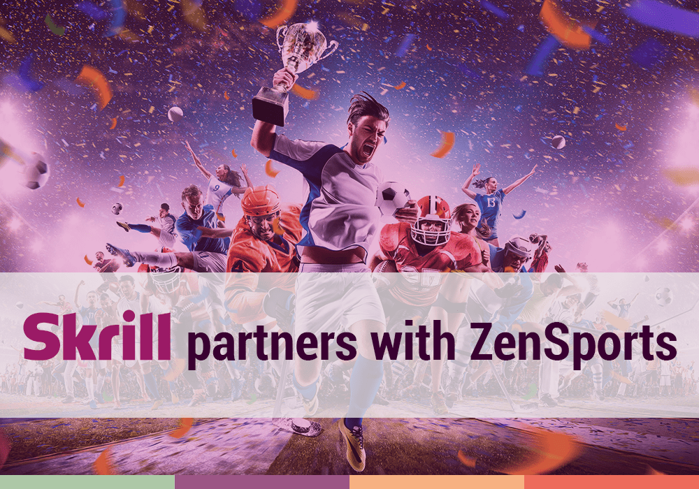 Skrill announces partnership with ZenSports