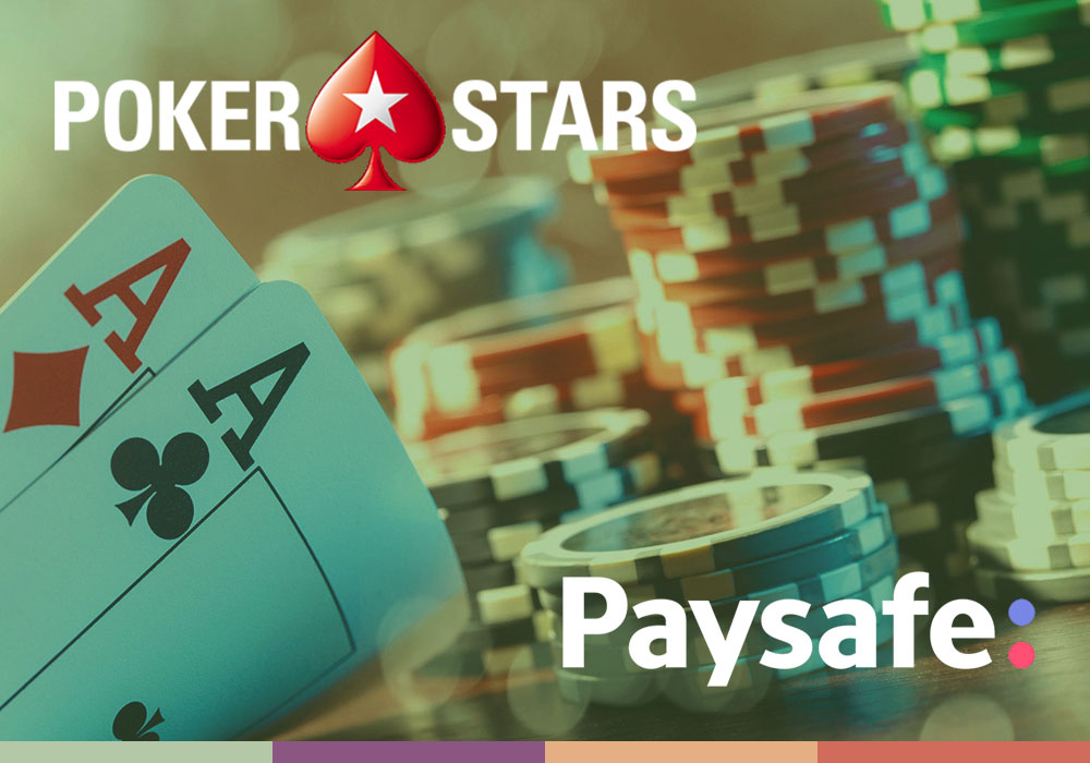 POKERSTARS ADDS NEW PAYMENT METHOD - PAYSAFE'S RAPID TRANSFER