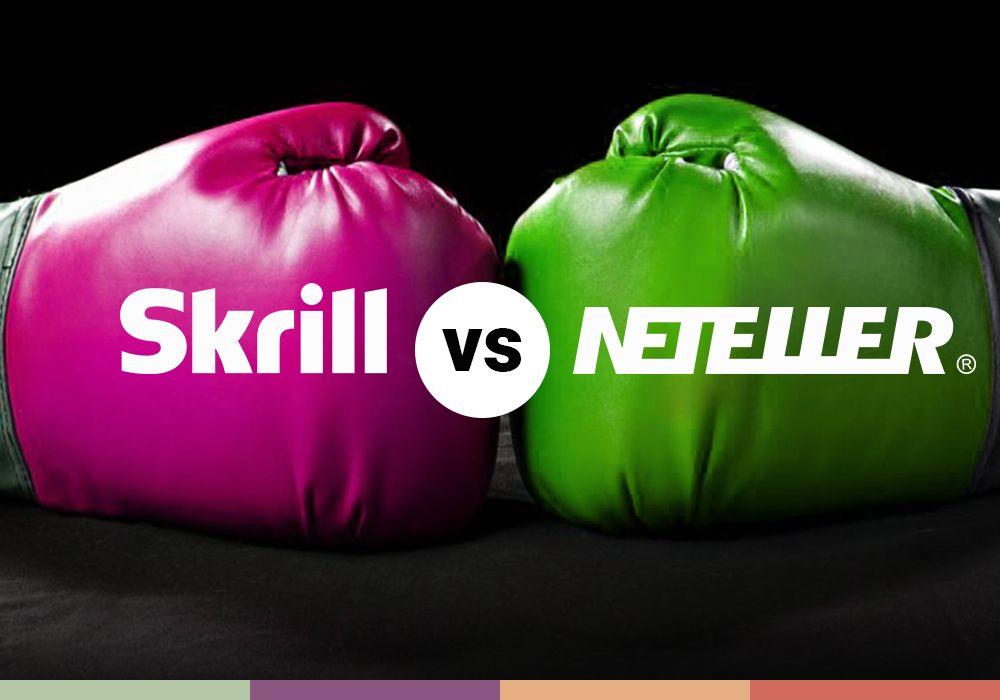 Poređenje Skrill-a i NETELLER-a