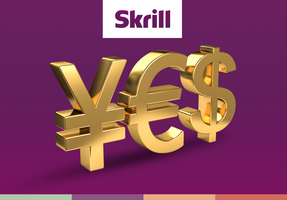Skrill implements multi-currency accounts