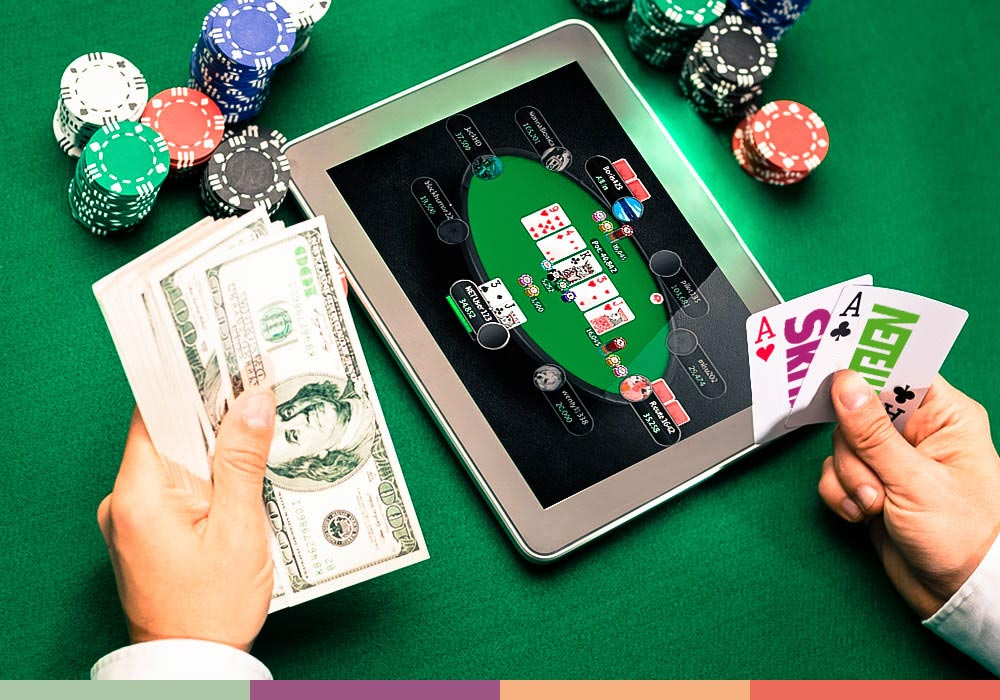 Poker cash flow: how to optimize deposit and cash out operations