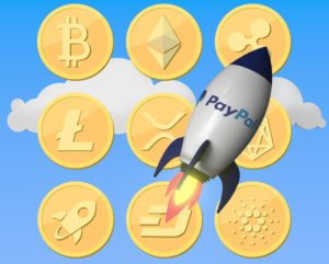 PayPal and cryptocurrency