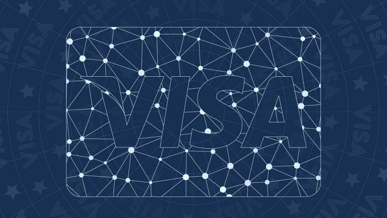 Visa is developing a blockchain network for converting cryptoassets